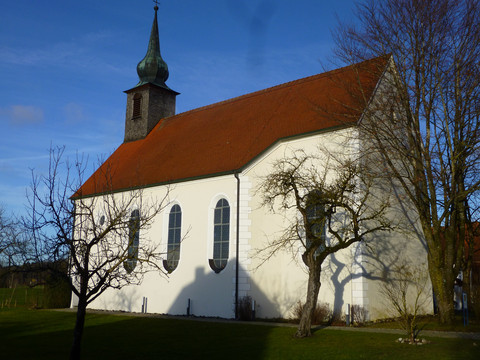 Georgskapelle in Gwigg